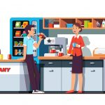 Baltimore, Hartford, and Washington, DC Break Room | Workplace Refreshment Solutions | We Inspire
